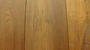 European Oak wood flooring boards -BC- Dark Smoke Top Coat 18cm wide