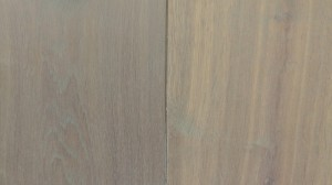 European Oak wood flooring boards -BC- Smoke dark Grey 26cm wide
