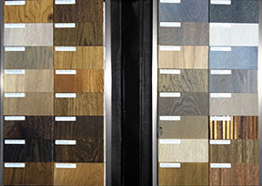 engineered wooden flooring sample book