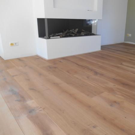 big width flooring