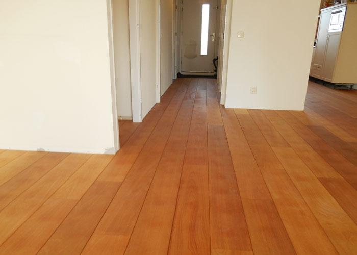Curupixa engineered hardwood flooring for Floating engineered wood flooring