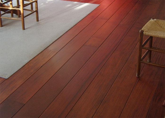 Jatoba Engineered Hardwood Flooring
