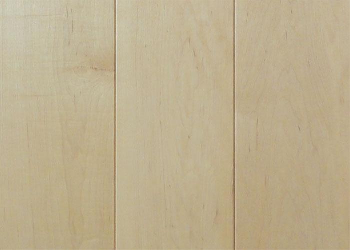 White Maple Hardwood Flooring Project