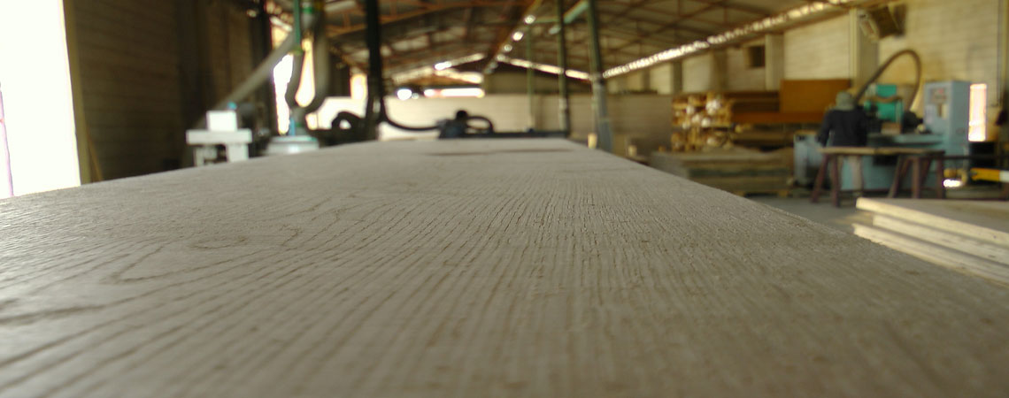 engineered wood floor factory